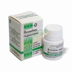 Yohambina 5 mg 50 Tabletek